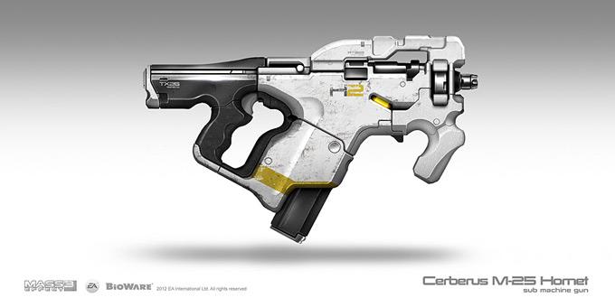 Mass Effect 3 Concept Art by Brian Sum 17a