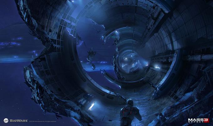Mass Effect 3 Concept Art by Brian Sum 23a