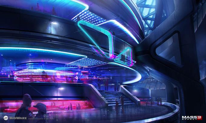 Mass Effect 3 Concept Art by Brian Sum 25a