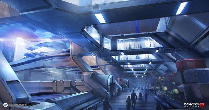 Mass Effect 3 Concept Art by Brian Sum 26a