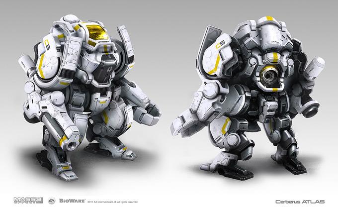 Mass Effect 3 Concept Art by Brian Sum 28a