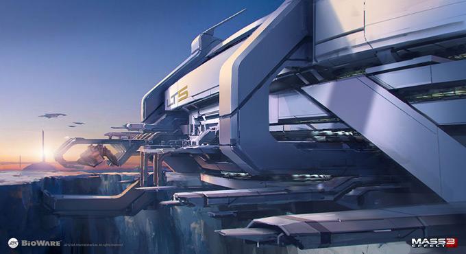 Mass Effect 3 Concept Art by Brian Sum 29a