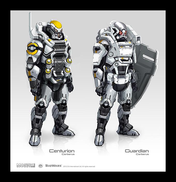Mass Effect 3 Concept Art by Brian Sum 31a