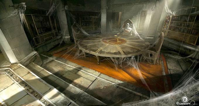Assassin's Creed Revelations Concept Art by Martin Deschambault