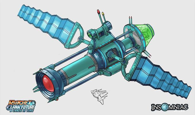 Colin Geller Concept Art
