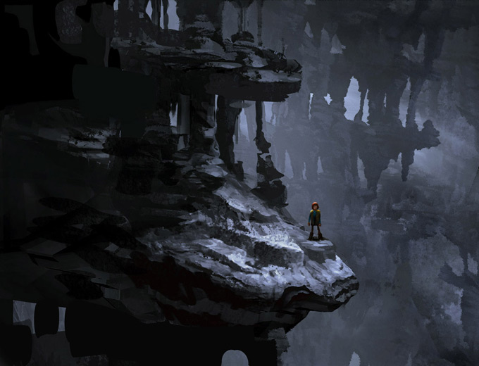Nathan Fowkes Concept Art and Illustration