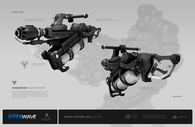 Stuart Kim Concept Art