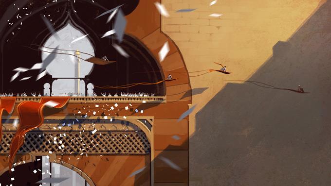 William Smith Concept Art