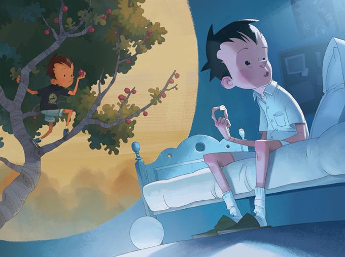 Júlia Sardà Concept Art and Illustration