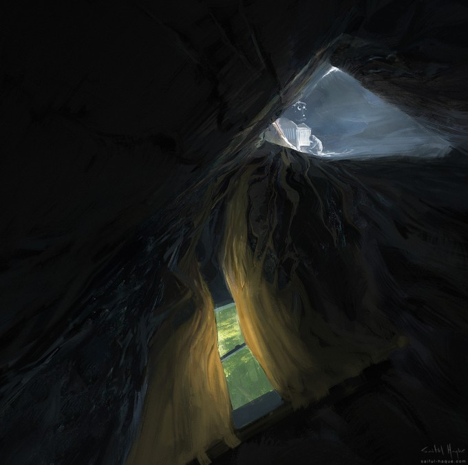 Saiful_Haque_Concept_Art_crib_tunnel
