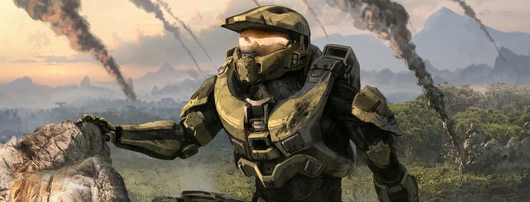 Halo 4 Concept Art Jonathan Bach MA