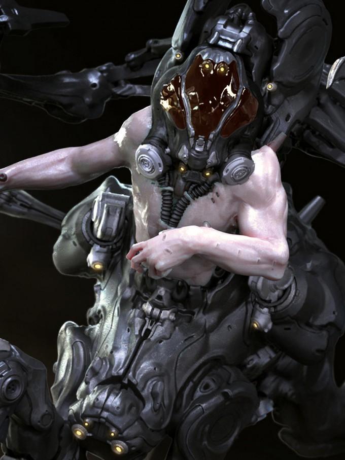 Michael_Pedro_Concept_Art_20_CyborgDesign_Beauty