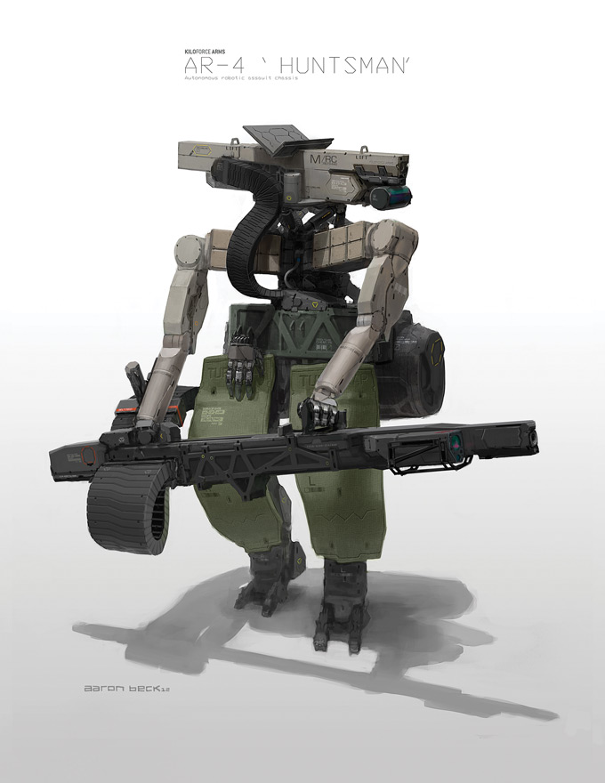 Nuthin' But Mech - Aaron Beck