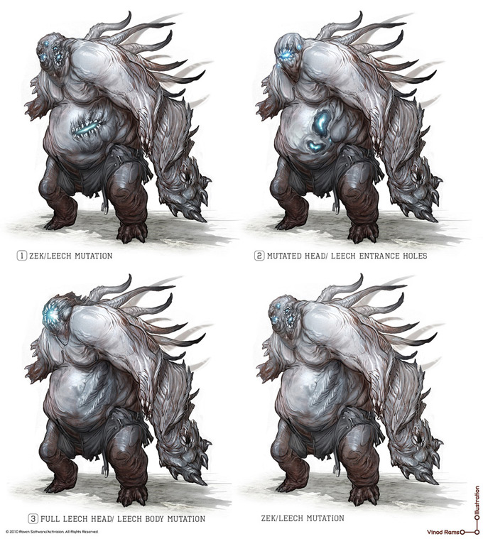 Vinod Rams Concept Art and Illustration