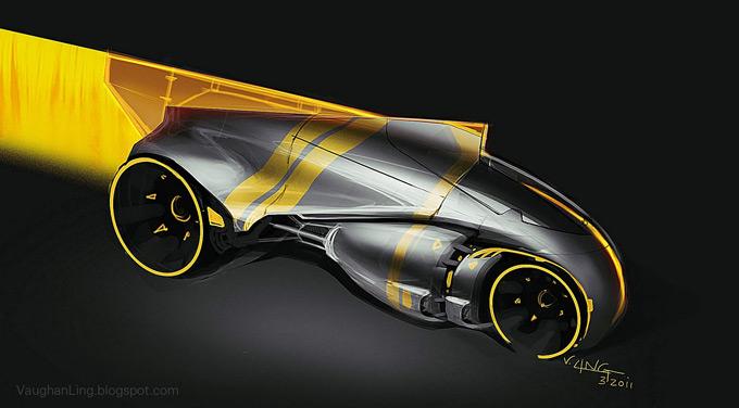 Vaughan Ling Concept Design