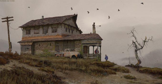 maxim verehin oldedvards house by verehin
