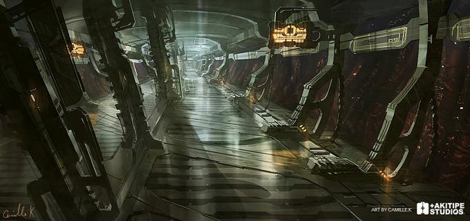 Akitipe Studios Concept Art and Illustration