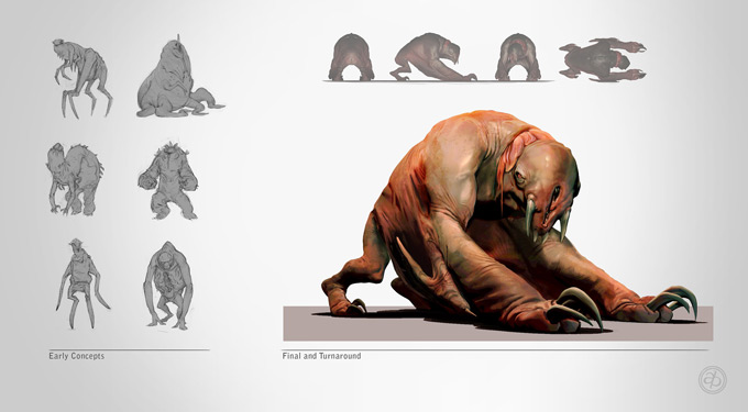 Andrew Bosley Concept Art and Illustration