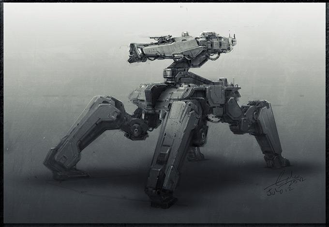 Galan Pang Concept Art