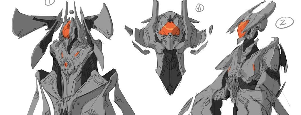 Halo 4 Conept Art Paul Richards MA
