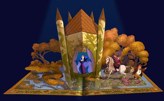 Lisa Keene Concept Art and Illustration