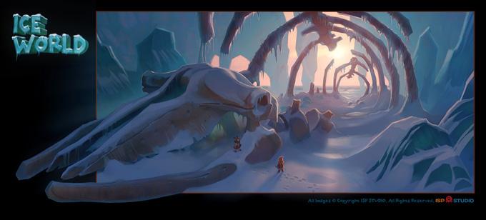 Andrey Egorov Concept Art and Illustration