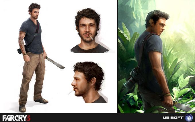 Far Cry 3 Concept Art by Bruno Gauthier Leblanc