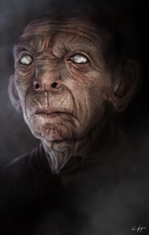 Gnomon School of Visual Effects - Luca Nemolato  Mark Dedecker