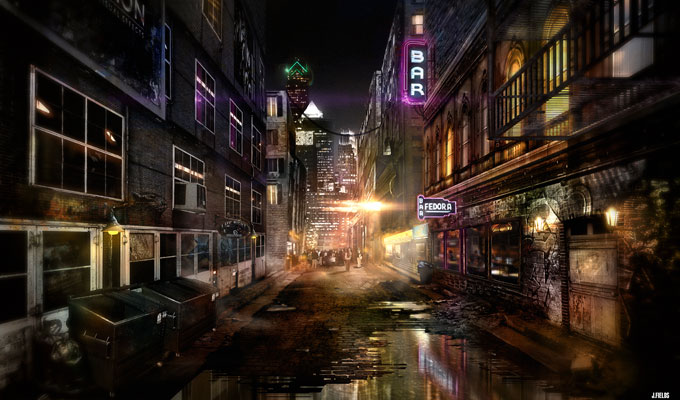 Gnomon School of Visual Effects - Justin Fields