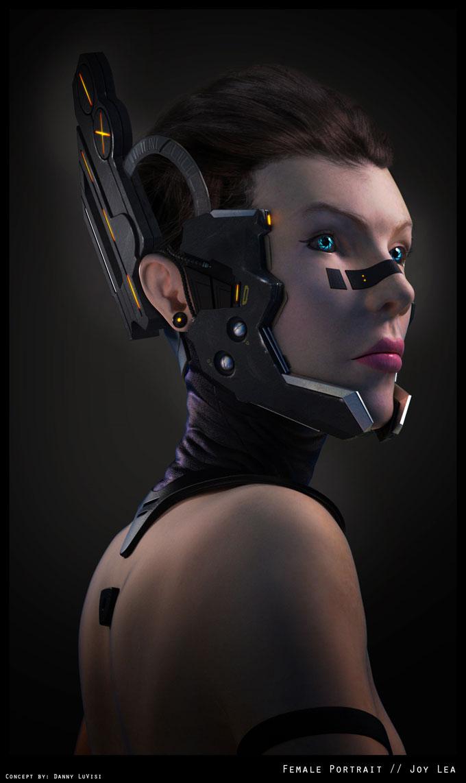 Gnomon School of Visual Effects - Joy Lea Holle