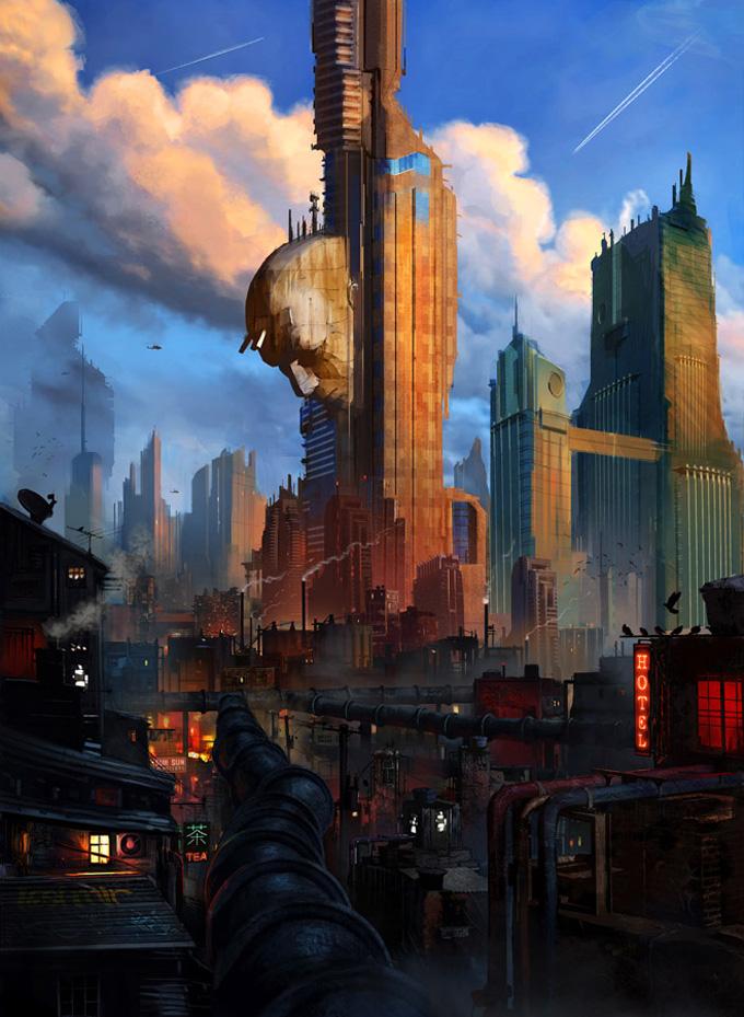 Gnomon School of Visual Effects - Eduardo Schaal