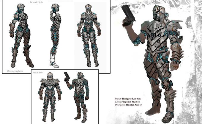 Jason Felix Concept Art and Illustration