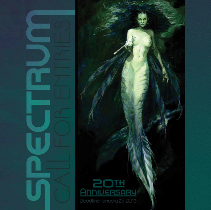 20th Annual Spectrum International Competition for Fantastic Art