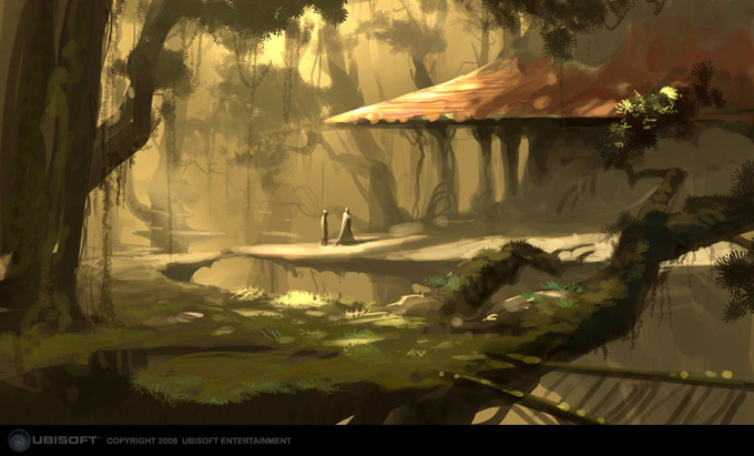 Donovan Valdes Concept Art and Illustration