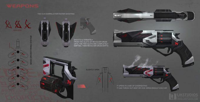 LiKStudios Concept Art 13