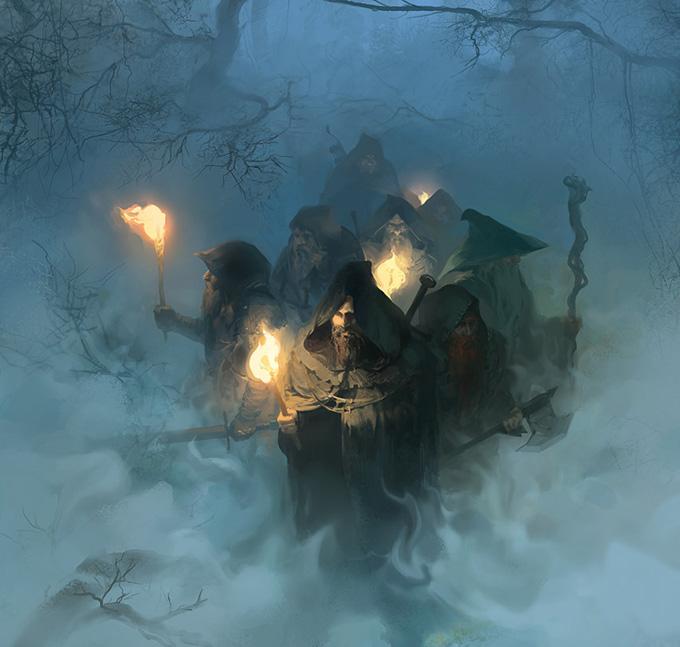 Oleg Saakyan Concept Art and Illustration