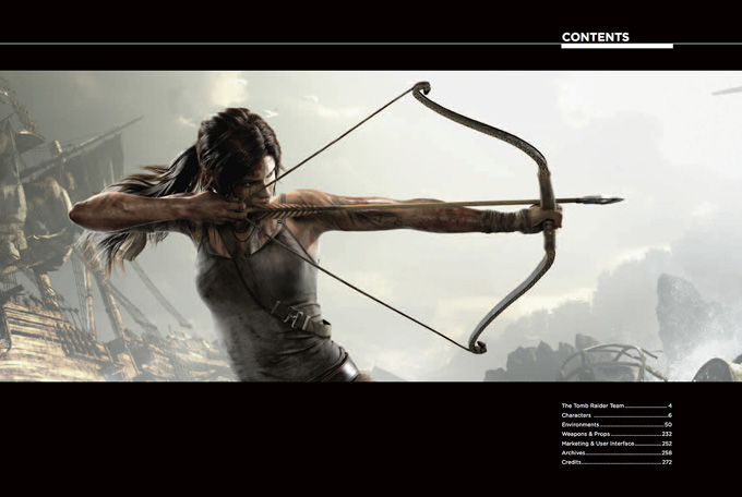 Tomb Raider- The Art of Survival