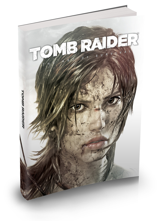 Tomb Raider - The Art of Survival
