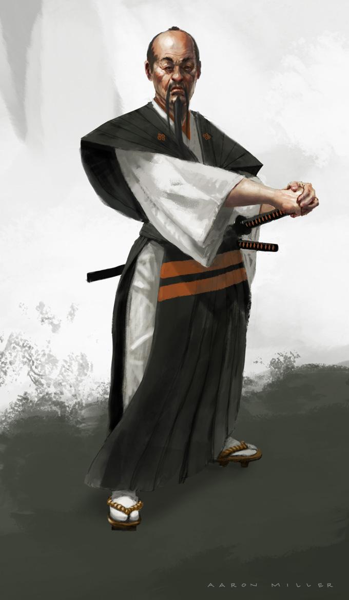 Aaron Miller Shogun Rising