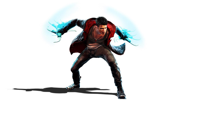 DMC: Devil May Cry Concept Art