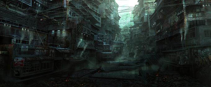 Gavriil Afanasyev Klimov Concept Art