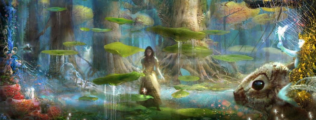 Snow White Huntsmans John Dikenson MA01