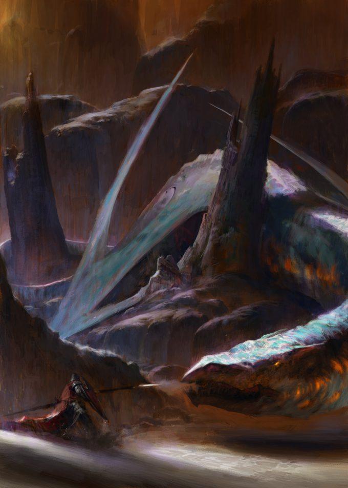 raphael lubke concept art dragonslayer 1 9 2