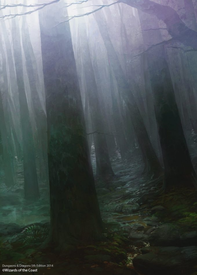 raphael lubke concept art misty forest publish 1000
