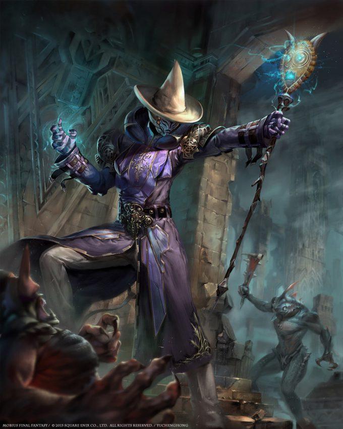 yu cheng hong mobius final fantasy black sorcerer