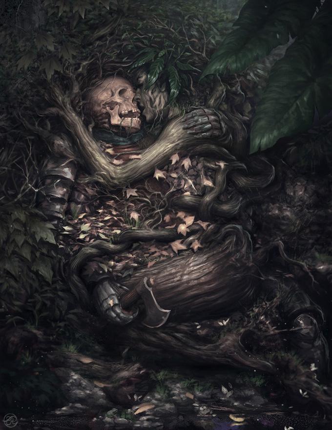 Ryan Lee Concept Art and Illustration