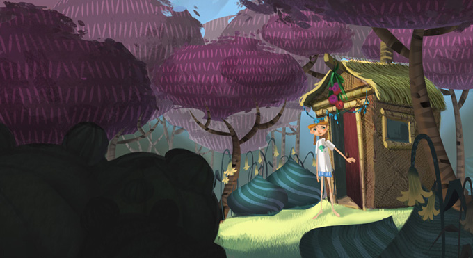 Victoria Ying Concept Art and Illustration