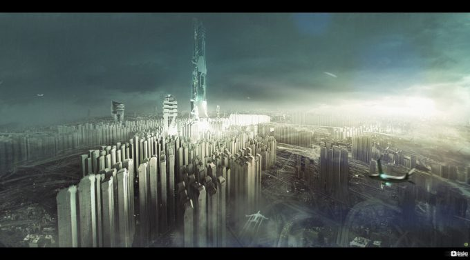 Brad_Wright_Obsidian_Reverie_Concept_Art_City_01