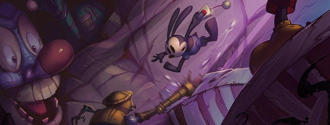 Epic Mickey 2 Concept Art SM MA01