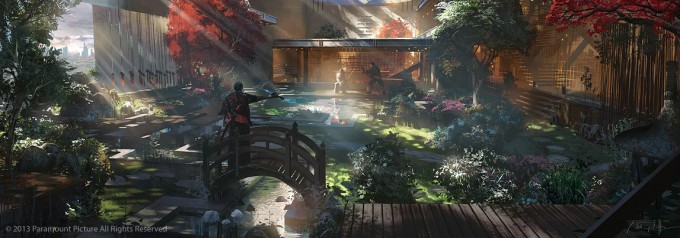 G.I. Joe: Retaliation Concept Art by Patrick Faulwetter